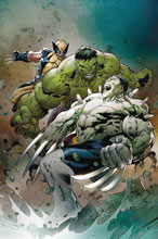 Image: Hulkverines #1 (DFE signed - Greg Pak [Gold]) - Dynamic Forces