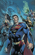 Image: Man of Steel #1-6 Super Six Pack  (DFE signed - Bendis) - Dynamic Forces