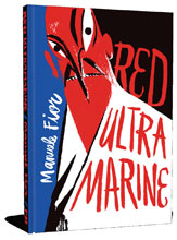 Image: Red Ultramarine HC  - Fantagraphics Books