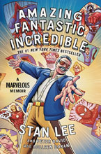 Image: Amazing Fantastic Incredible: A Marvelous Memoir SC  - Gallery 13