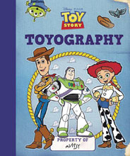 Image: Toy Story: Toyography HC  - Harper Festival