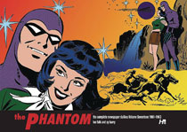 Image: Phantom: The Complete Newpaper Dailies Vol. 17: 1961-1962 HC  - Hermes Press
