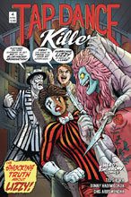 Image: Tap Dance Killer #4 (cover B - Lizzy) - Hero Tomorrow Comics