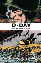 Image: D-Day: From the Pages of Combat  (cover A)  [2019] - It's Alive