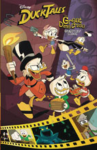 Image: Disney Ducktales Cinestory Vol. 01: Great Dime Chase GN  - Joe Books Inc.