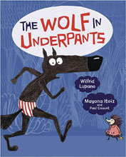 Image: Wolf in Underpants GN  (Young Adult) - Lerner Publishing Group