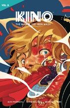 Image: Kino Vol. 03: The Man in the Iron Mask SC  - Lion Forge