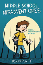 Image: Middle School Misadventures HC GN  - Little Brown Book For Young Re