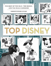 Image: Top Disney: Best of Man, Mouse, Magic Kingdom SC  - Lyons Press