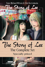 Image: Story of Lee Complete Set GN  - NBM
