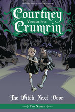 Image: Courtney Crumrin Vol. 05: The Witch Next Door SC  - Oni Press Inc.