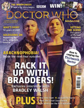 Image: Doctor Who Magazine #537 - Panini Publishing Ltd