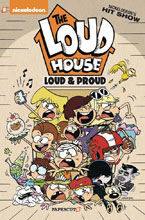 Image: Loud House Vol. 06: Loud & Proud HC  - Papercutz