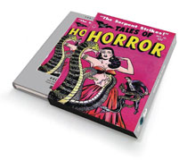 Image: Pre Code Classics: Tales of Horror Vol. 03  (slipcase edition) - PS Artbooks