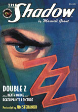 Image: Shadow #141: Double Z, Death on Ice & Death Paints a Picture SC  - Sanctum Productions