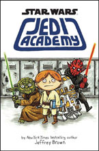 Image: Star Wars: Jedi Academy Vol. 01 SC  (Young Reader) - Scholastic Inc.