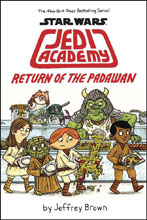 Image: Star Wars: Jedi Academy Vol. 02 - Return of the Padawan SC  (Young Reader) - Scholastic Inc.