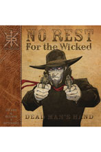 Image: No Rest of the Wicked Dead: Dead Man's Hand SC  - Source Point Press