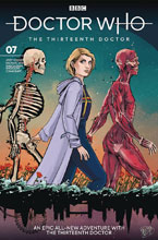 Image: Doctor Who: The 13th Doctor #7 (cover A - Anwar) - Titan Comics