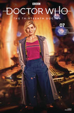 Image: Doctor Who: The 13th Doctor #7 (cover B - Photo) - Titan Comics