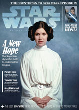 Image: Star Wars Insider #189 (newsstand cover) - Titan Comics