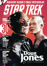 Image: Star Trek Magazine #71 (newsstand cover) - Titan Comics