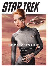 Image: Star Trek Magazine #71 (Previews exclusive cover) - Titan Comics