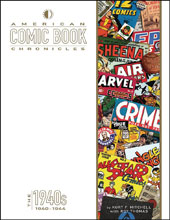 Image: American Comic Book Chronicles: 1940-44 HC  - Twomorrows Publishing