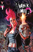 Image: Punk Mambo #1 (cover A - Brereton) - Valiant Entertainment LLC