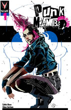 Image: Punk Mambo #1 (cover C - Delara) - Valiant Entertainment LLC