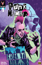 Image: Punk Mambo #1-5 Pre-Order Bundle  - Valiant Entertainment LLC