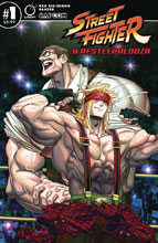Image: Street Fighter: Wrestlepalooza #1 (cover A - Panzer) - Udon Entertainment Inc