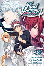 Image: Food Wars!: Shokugeki No Soma Vol. 29 GN  - Viz Media LLC