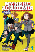 Image: My Hero Academia: School Briefs Novel Vol. 01 SC  (Web Super Special) - Viz Media LLC