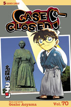 Image: Case Closed! Vol. 70 SC  - Viz Media LLC