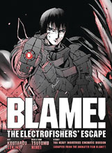 Image: Blame GN  (Movie Edition) - Vertical Comics