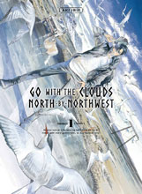 Image: Go with Clouds: North by Northwest Vol. 01 GN  - Vertical Comics