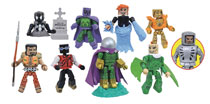 Image: Marvel Minimates Series 77 Assortment  - Diamond Select Toys LLC