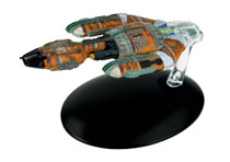 Image: Star Trek Official Starships Collection: Krenim Warship #149 - Eaglemoss Publications Ltd