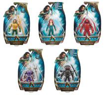 Image: Aquaman Movie  (6-inch) Core Action Figure Assortment (201901) - Mattel Toys