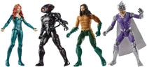Image: Aquaman Movie  (12-inch) True-Moves Action Figure Assortment - Mattel Toys