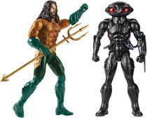 Image: Aquaman Movie  (12-inch) Lights & Sounds Action Figure Assortment - Mattel Toys