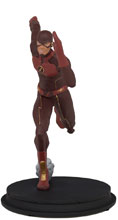 Image: DC CW Flash Statue: Animated Flash  - Icon Heroes