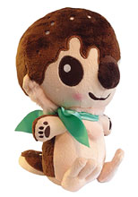 Image: Inki Drop Plush: Eclair the Pastry Otter  (10.5 inch) - Inki-Drop