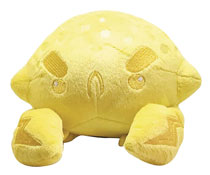 Image: Inki-Drop Plush: Lemon Crab  - Inki-Drop