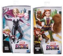 Image: Marvel Rising Fashion Doll Wave 1 Assortment  - Hasbro Toy Group