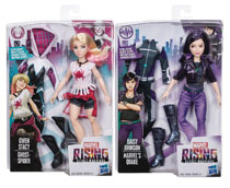 Image: Marvel Rising Secret Identity Fashion Doll Wave1 Assortment  - Hasbro Toy Group