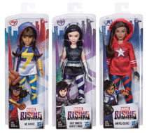 Image: Marvel Rising Training Outfit Wave1 Assortment  - Hasbro Toy Group