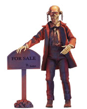 Image: Megadeth Retro Action Figure: Peace Sells  (8-inch) - Neca