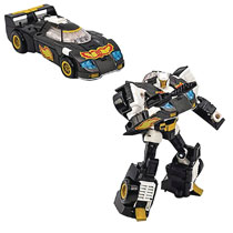 Image: Transformers Gen Selects Deluxe Action Figure: Ricochet Case  - Hasbro Toy Group
